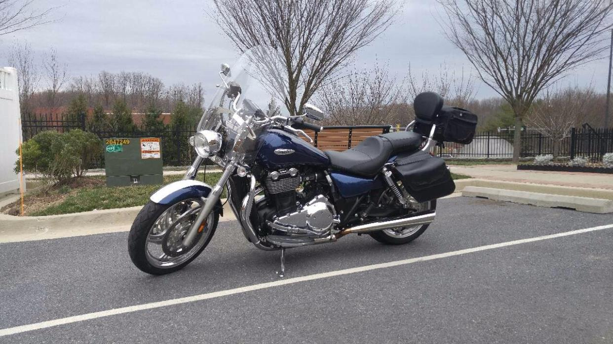 Triumph Thunderbird Motorcycles For Sale In Maryland