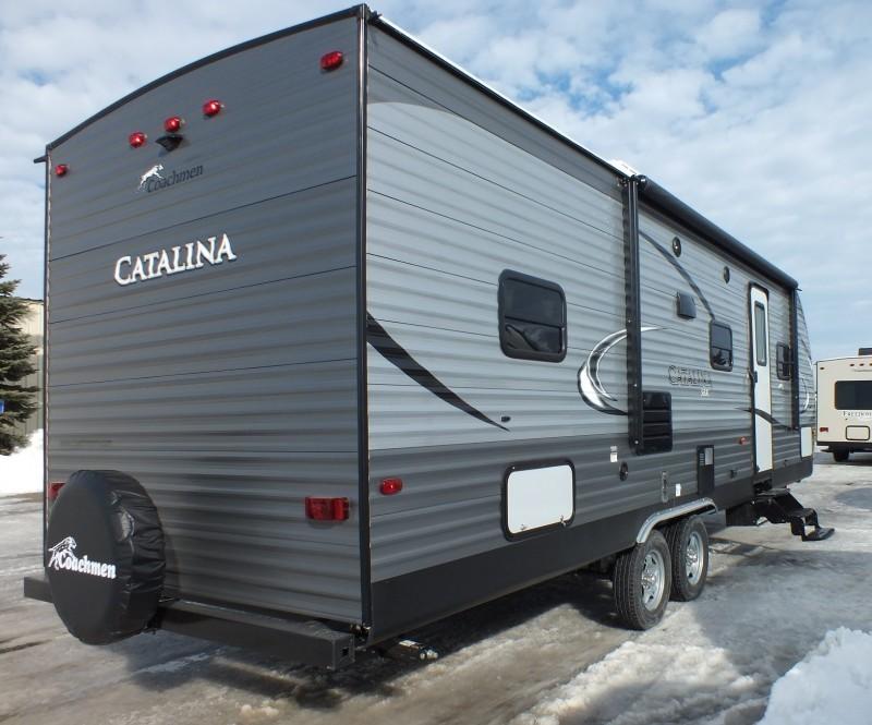 2017 Catalina 261BHS
