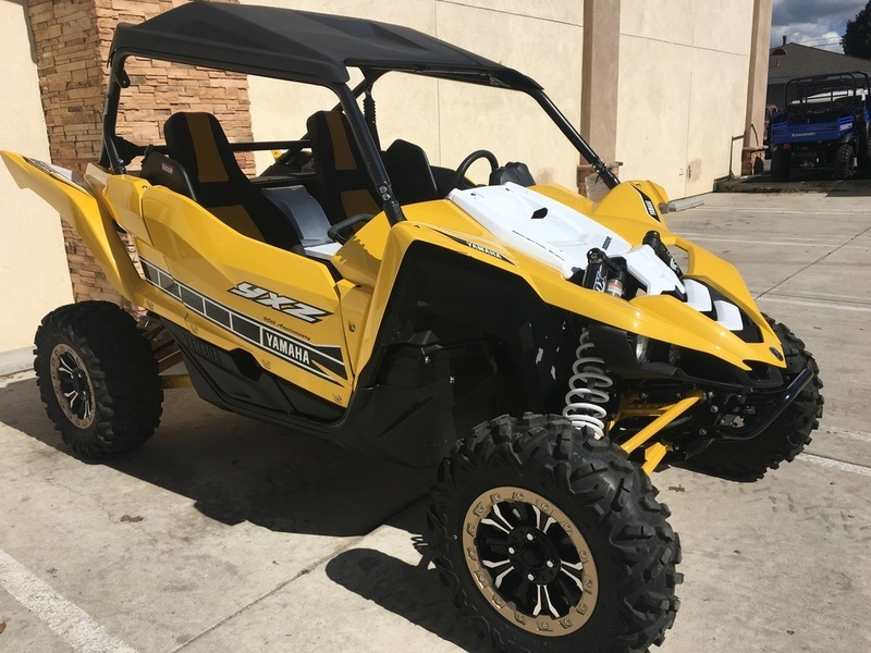 Yamaha yxz 1000 motorcycles for sale in california for 2016 yamaha yxz1000r for sale