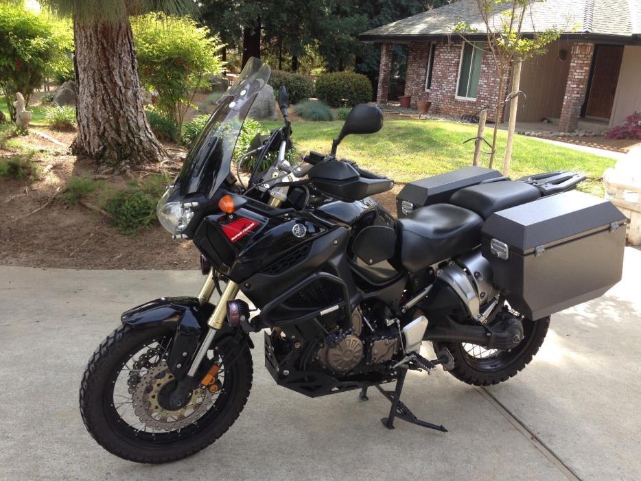2012 Yamaha SUPER TENERE XT1200Z