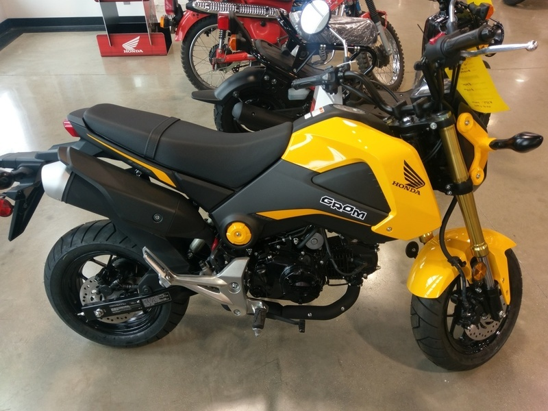 honda grom motorcycles for sale in michigan. Black Bedroom Furniture Sets. Home Design Ideas