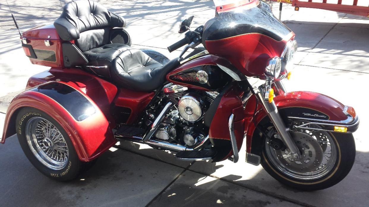 1998 Harley-Davidson TOUR GLIDE