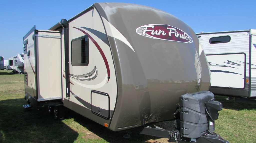 2014 Cruiser Rv Fun Finder F-233RBS