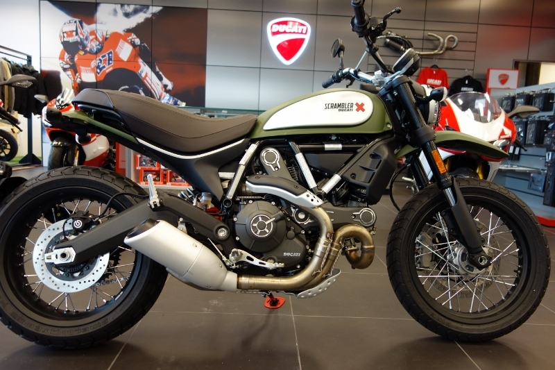 ducati scrambler urban enduro motorcycles for sale in. Black Bedroom Furniture Sets. Home Design Ideas
