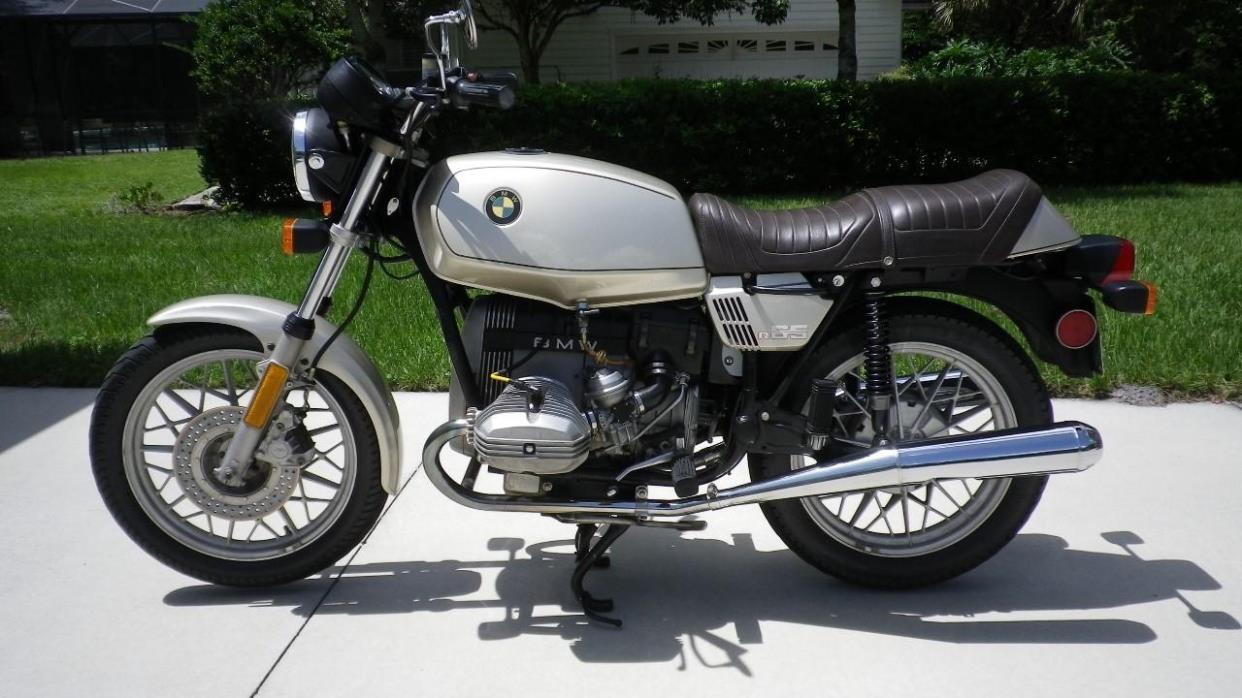 1980 BMW R 65