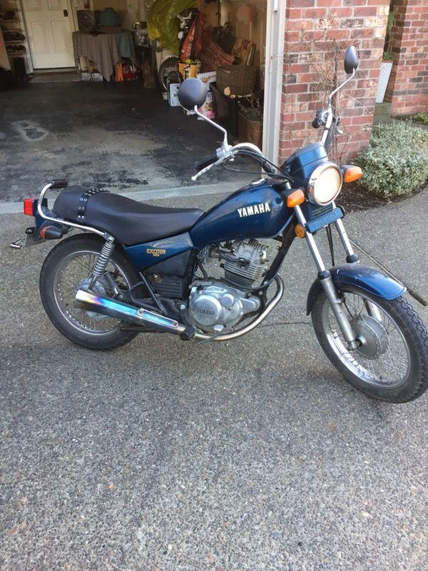 1981 Yamaha SR
