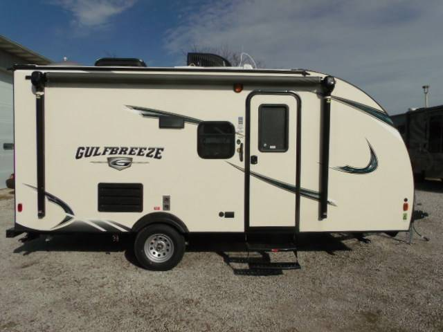 2018 Gulf Stream Breeze 18 RBD
