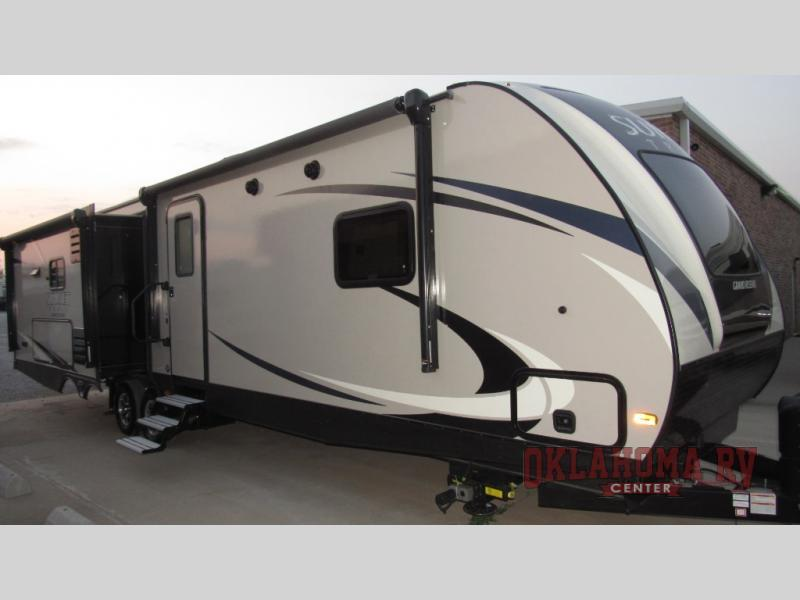 2017 Crossroads Rv Sunset Trail Grand Reserve SS33SI