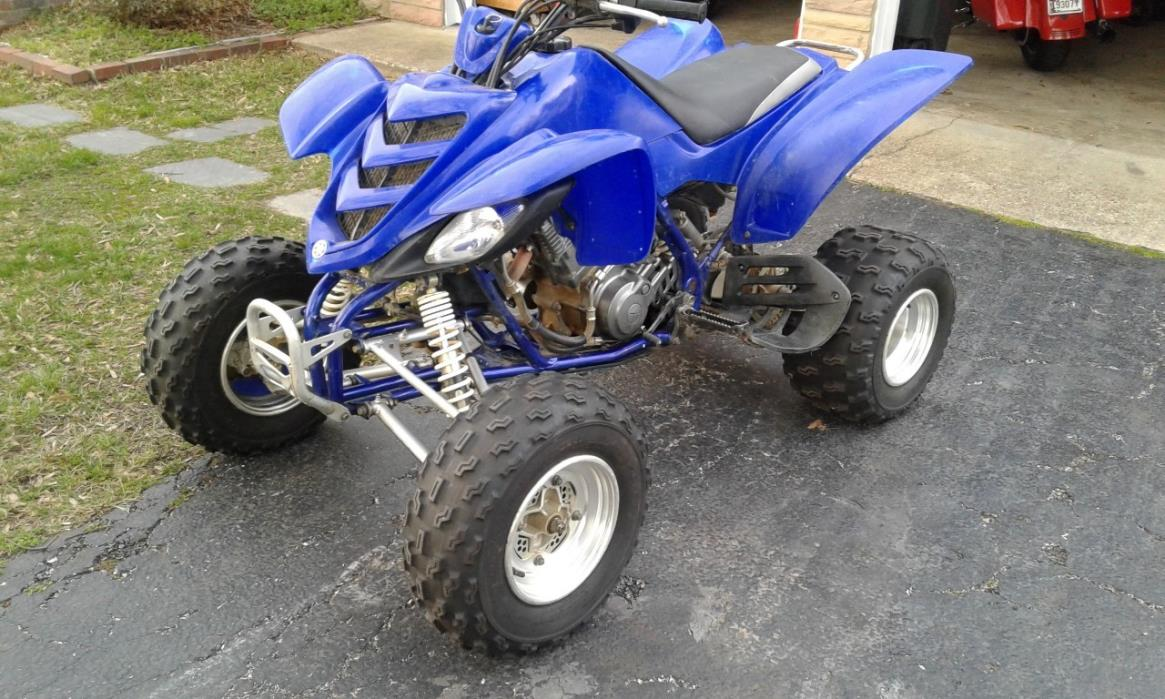 Yamaha Raptor  Engine For Sale