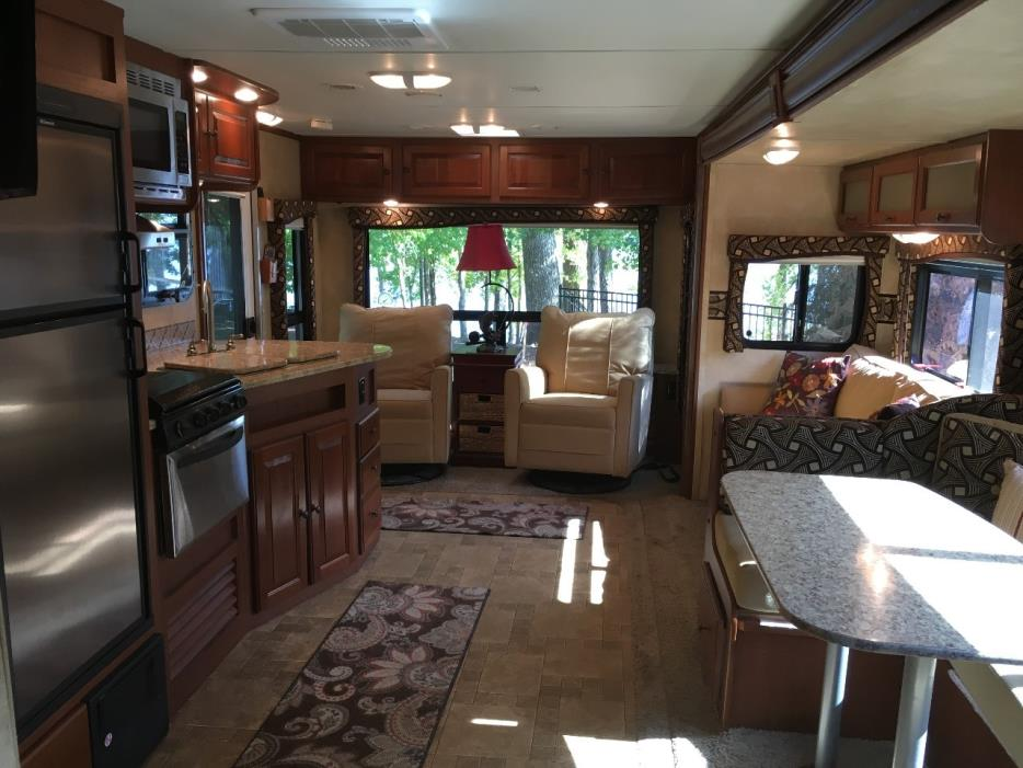 2012 Cruiser Rv Corp VIEW FINDER 21FB