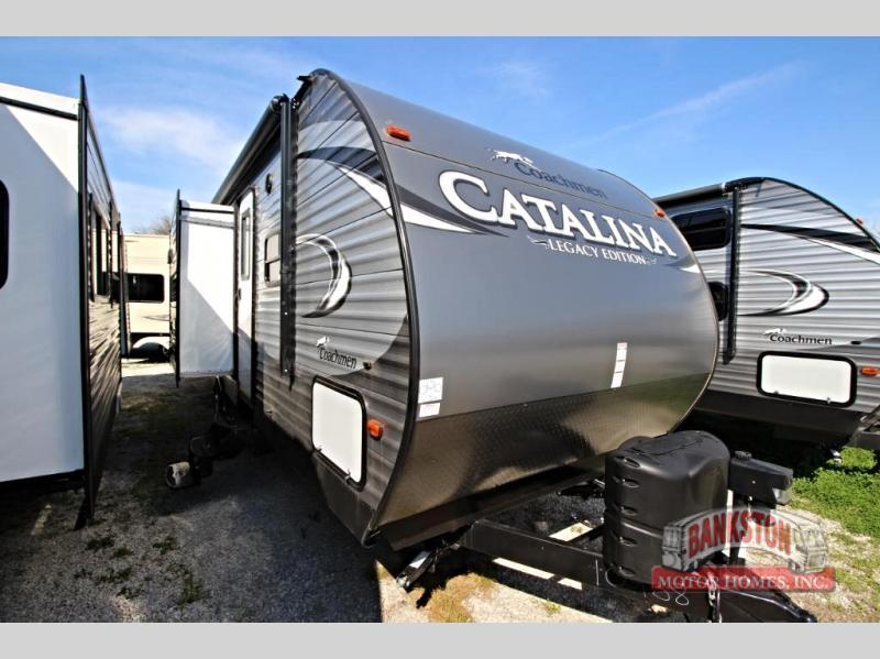 2017 Coachmen Rv Catalina 293RBKS