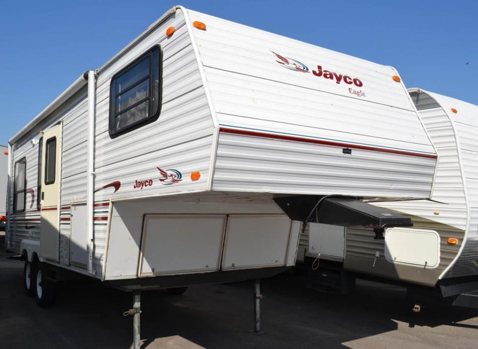 1998 Jayco 5th Wheel RVs for sale on