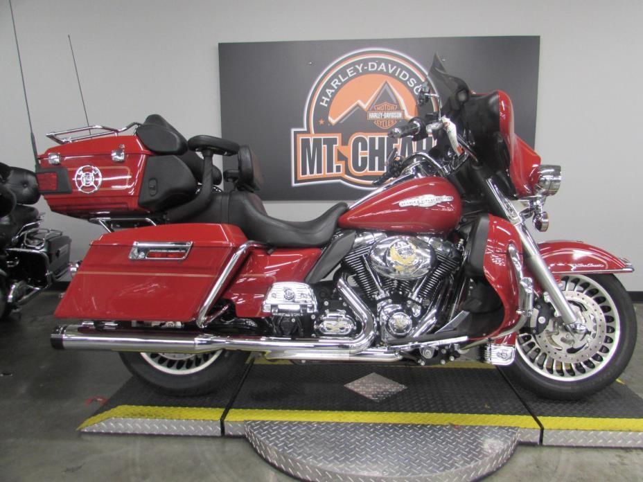 2012 Harley-Davidson FLHTCU Firefighter