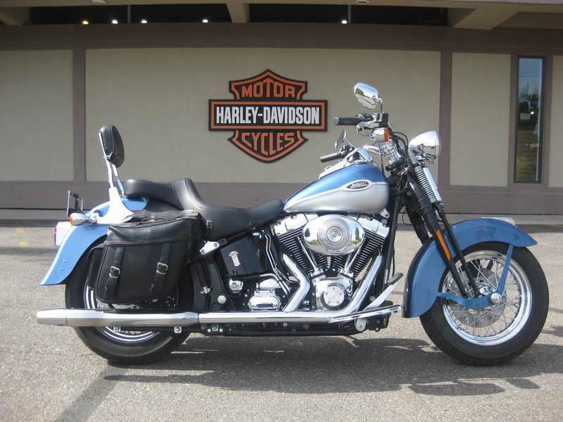 2005 Harley-Davidson FLSTSI-Softail Springer