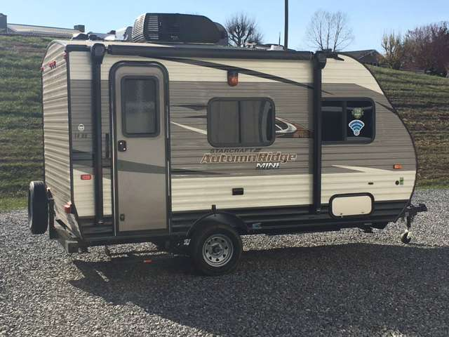 2017 Starcraft Rvs Autumn Ridge Mini 14RB