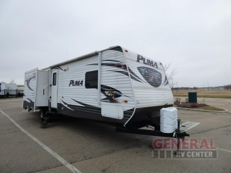 2014 Palomino Puma 32 DBKS