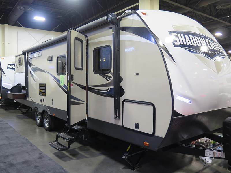 2018 Cruiser Rv SHADOW CRUISER Shadow Cruiser SC 280 QBS