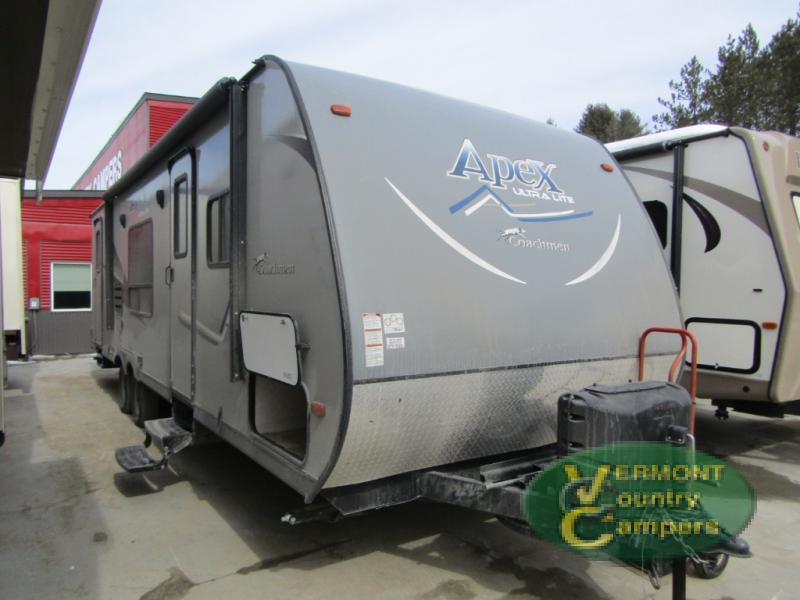 2017 Coachmen Rv Apex Ultra-Lite 28LE