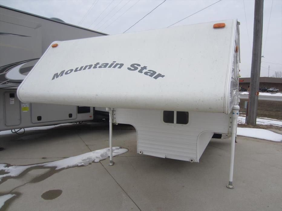 2006 Travel Lite Mountain Star 960RX EXT CAB