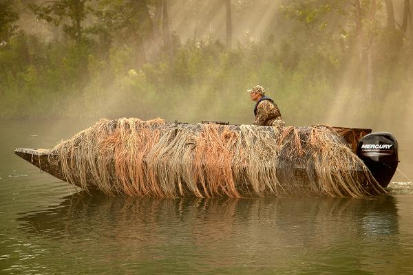 Jon Boat Duck Blind Boats For Sale