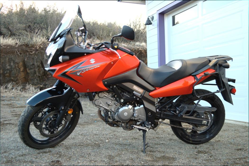 suzuki v strom 650 motorcycles for sale in arizona. Black Bedroom Furniture Sets. Home Design Ideas