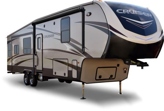 2017 Crossroads Cruiser 339RL
