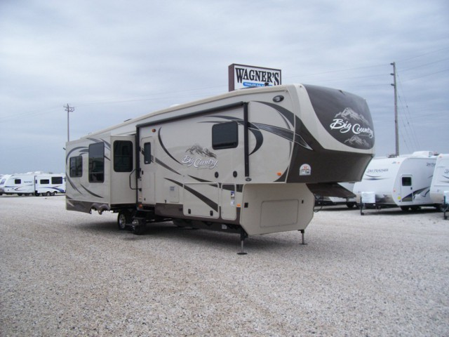 2013 Heartland Big Country 3450TS