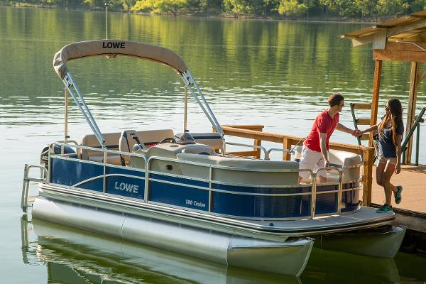 2017 Lowe Ultra 180 Cruise