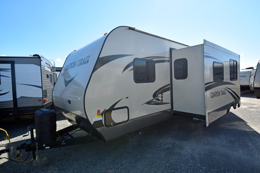 2017 Palomino Columbus 320RS