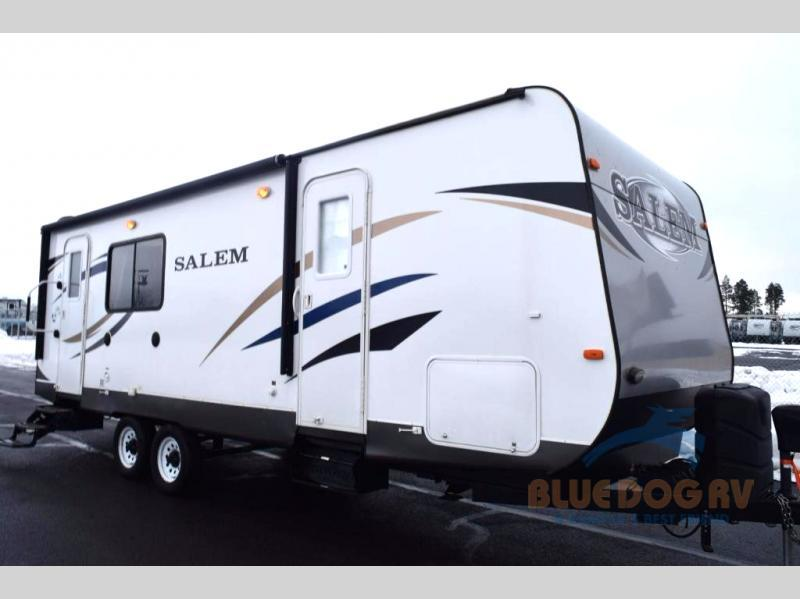 2015 Forest River Rv Salem 24RKS