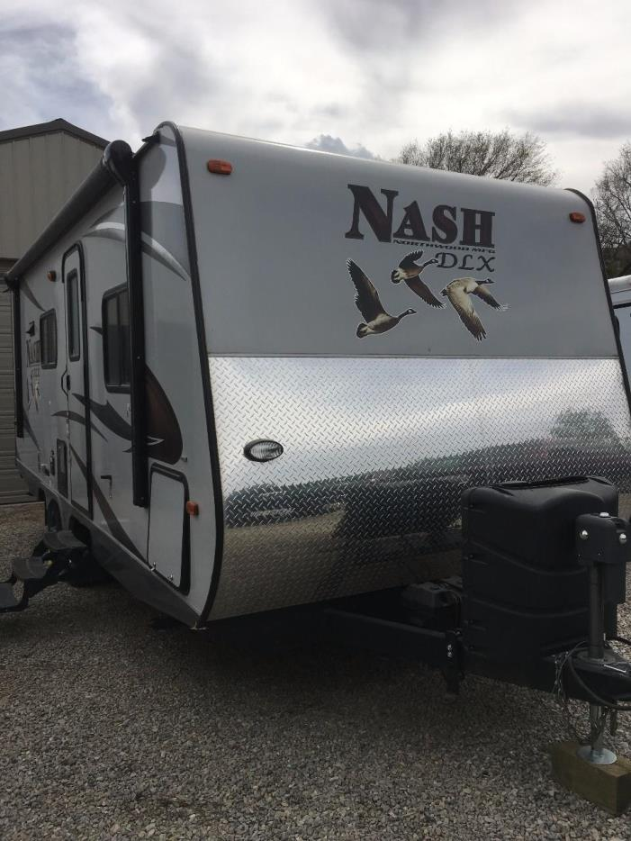 2013 Northwood Mfg NASH 23D