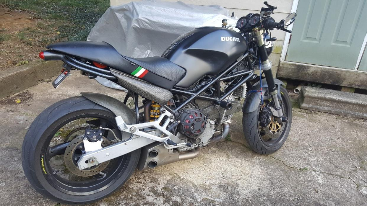 Ducati Monster 900 Motorcycles For Sale Wiring 1995 2002
