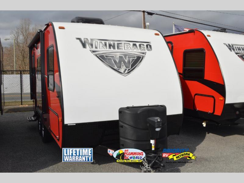 2017 Winnebago Industries Towables Micro Minnie 1706FB