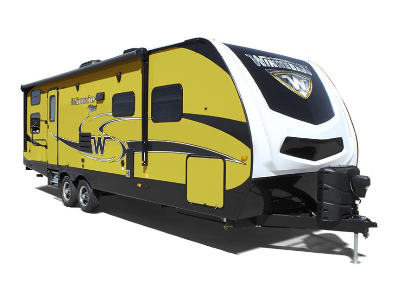 2017 Winnebago Minnie Plus 27BHSS