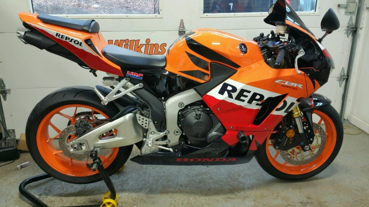 cbr 600 repsol motorcycles for sale. Black Bedroom Furniture Sets. Home Design Ideas