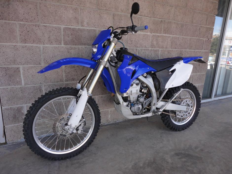 2007 Yamaha WR450F