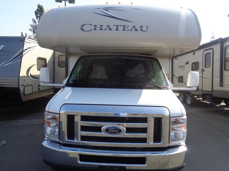 2017 Thor Motor Coach CHATEAU 24C