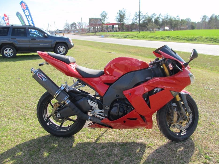 2004 Kawasaki Zx10r Motorcycles for sale