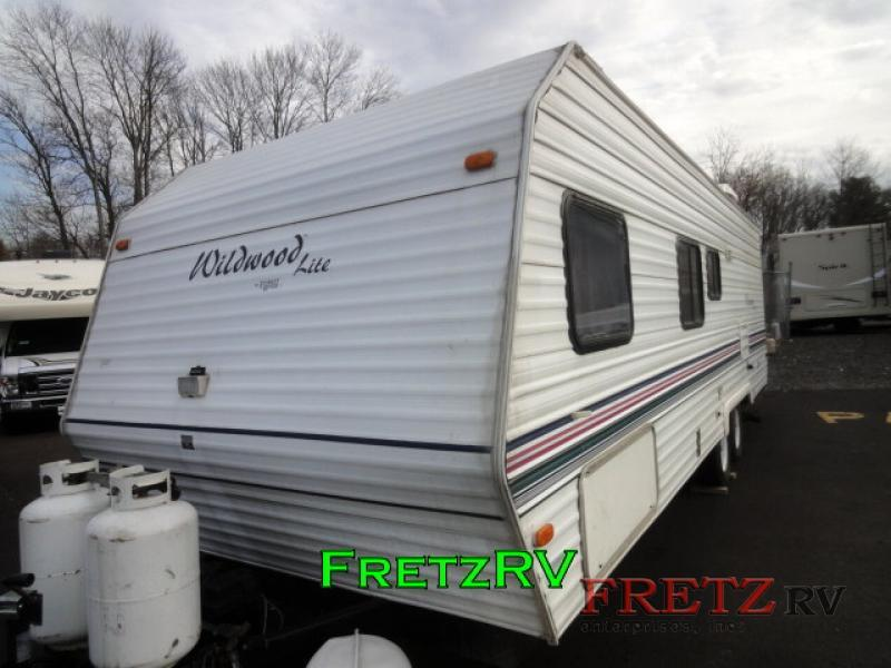 2001 Forest River Rv Wildwood 27BH