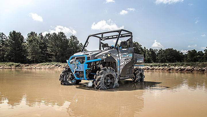 2017 Polaris RANGER XP 1000 EPS High Lifter Tita