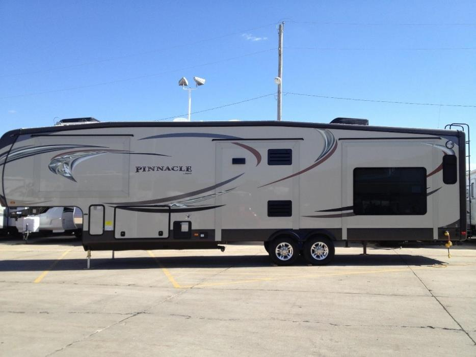 2014 Jayco PINNACLE 36REQS
