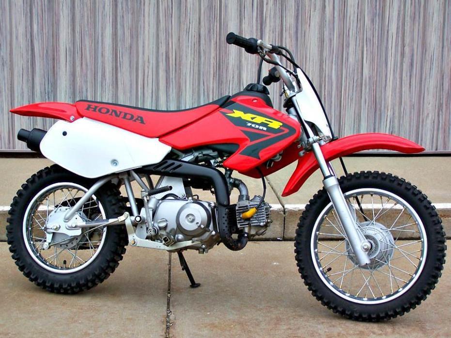 Honda Xr70r motorcycles for sale