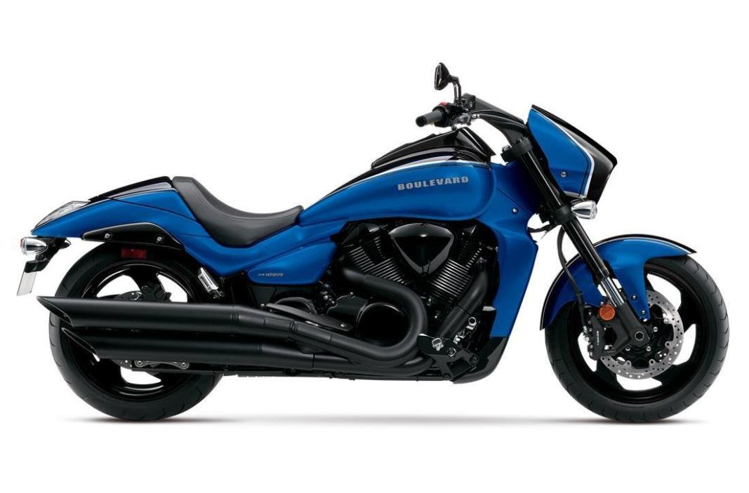 suzuki m109 r motorcycles for sale in indiana. Black Bedroom Furniture Sets. Home Design Ideas