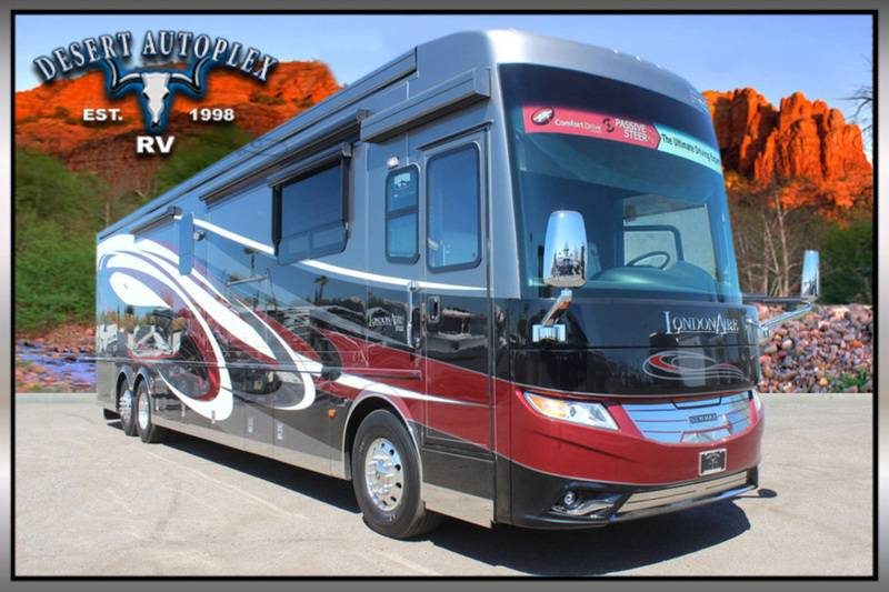 2017 Newmar Luxury London Aire 4519