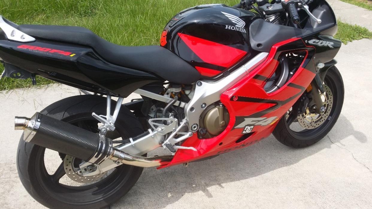 2004 Honda CBR 600F4I1