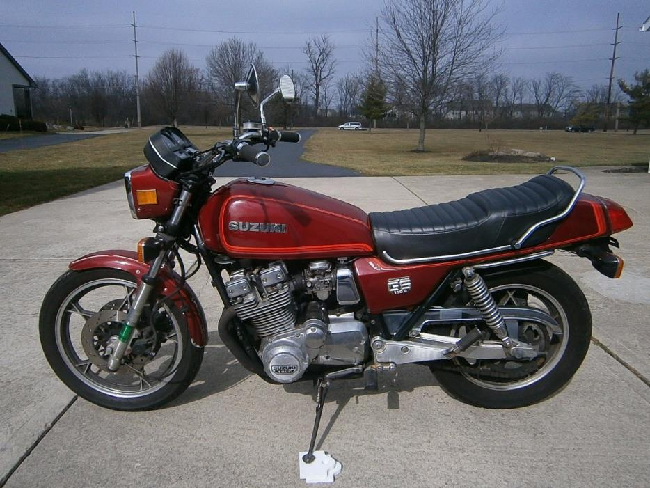 Ebay Suzuki Motorcycles For Sale