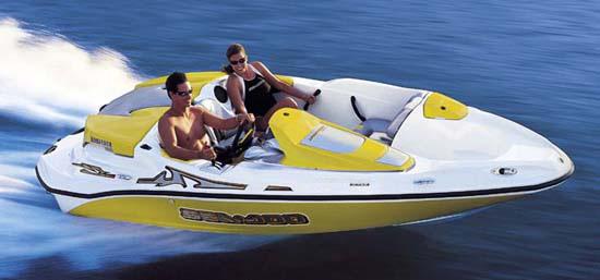 1997 Sea-Doo Sport Boats 14 Speedster