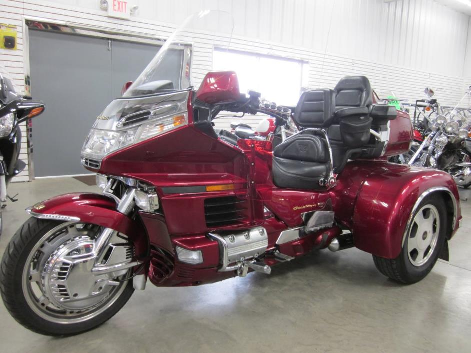 1998 California Sidecar Honda GL1500 California Sidecar Trike