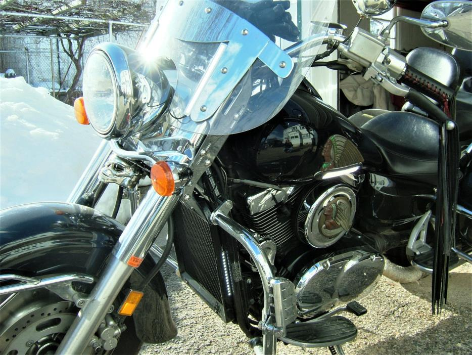 2007 Kawasaki NOMAD