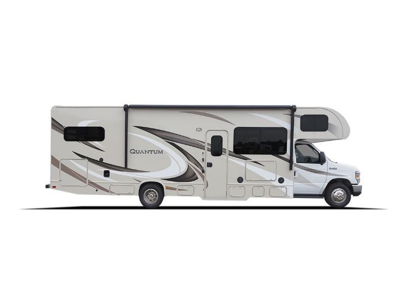 2017 Thor Motor Coach Quantum GR22 Ford